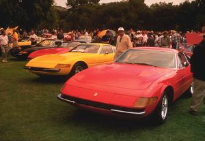 Car Category1997 Concours ItalianoMontery CA © 1997 Ron Avery - Image 3846_0193