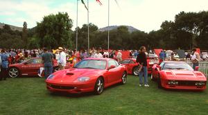 Car Category1997 Concours ItalianoMontery CA © 1997 Ron Avery - Image 3846_0196