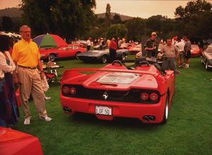 Car Category1997 Concours ItalianoMontery CA © 1997 Ron Avery - Image 3846_0198