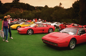 Car Category1997 Concours ItalianoMontery CA © 1997 Ron Avery - Image 3846_0200