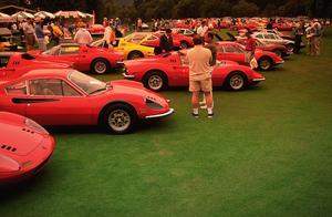 Car Category1997 Concours ItalianoMontery CA © 1997 Ron Avery - Image 3846_0202