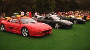 Car Category1997 Concours ItalianoMontery CA © 1997 Ron Avery - Image 3846_0203