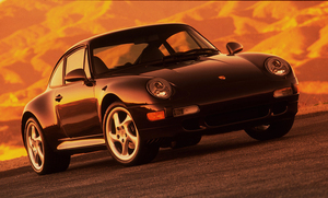 Car Category1998 Porsche Carrera S © 1997 Ron AveryMPTV - Image 3846_0234