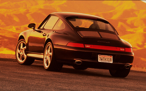 Car Category1998 Porsche Carrera S © 1997 Ron AveryMPTV - Image 3846_0237