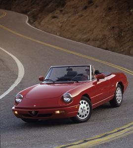 Car Category1994 Alfa Romeo Spider © 1997 Ron Avery - Image 3846_0242