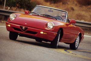 Car Category1994 Alfa Romeo Commemorative edition Spider Veloce © 1997 Ron Avery - Image 3846_0267