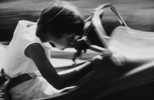 Car Category Kids at Disney Land 1961 © 1978 Sid Avery MPTV - Image 3846_0312