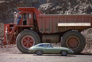 Cars 1965 Jaguar E-Type (Sid