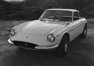 Car Category 1967 Ferrari 330 GTC (Sid