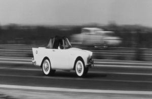Car Category (Crazy) 1961 Sunbeam Alpine 1961 © 1978 Sid Avery MPTV - Image 3846_0323