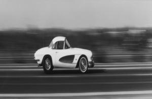 Car Category (Crazy) 1961 Corvette 1961 © 1978 Sid Avery MPTV - Image 3846_0324