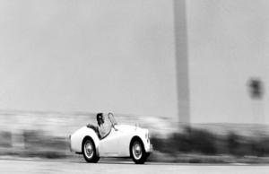 Car Category (Crazy) 1960 Triumph TR3 1961 © 1978 Sid Avery MPTV - Image 3846_0325