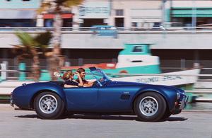 Car Category 1967 Shelby Cobra Sept. 1966 © 1978 Sid Avery MPTV - Image 3846_0345