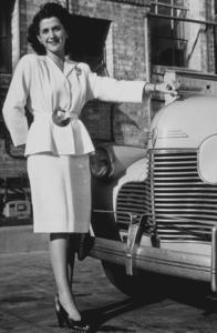 Car Category Cheverolet 1946 Diana Avery © 1978 Sid Avery MPTV - Image 3846_0346