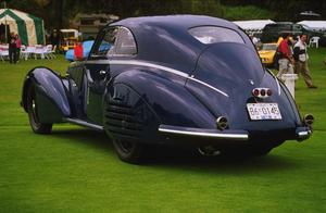 Car Category1937 8C 2900 Alfa Romeo1998 Concours Italiano © 1998 Ron Avery - Image 3846_0364