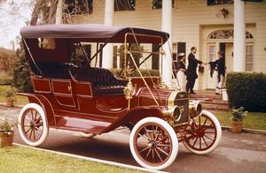 Cars / Ford Model T / circa 1915 © 1978 Glenn Embree - Image 3846_0416