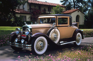 Car Category1930 Buick Series 60 64C Special CoupeOwner E.M. Faggart © 1993 Glenn EmbreeMPTV - Image 3846_0422
