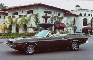 Car Category1971 Dodge Challenger ConvertibleOwner Monty Ostberg © 1992 Glenn EmbreeMPTV - Image 3846_0435