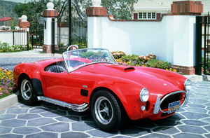 Car Category1966 Shelby Cobra 427Owner Mr. & Mrs. Roger Von Bergen © 1984 Glenn EmbreeMPTV - Image 3846_0437