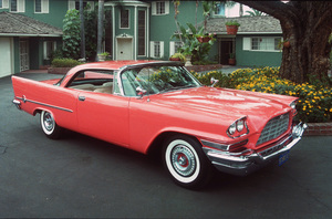 Car Category1957 Chrysler 300-C Hardtop Coupe (C-76)Owner Wayne R. Graefen © 1991 Glenn EmbreeMPTV - Image 3846_0447
