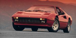 Cars 1984 Ferrari 308 GTS (Euro Version) © 1999 Scott Killeen - Image 3846_0491