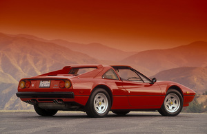 Cars1984 Ferrari 308 GTS1999 © 1999 Scott Killenn - Image 3846_0492