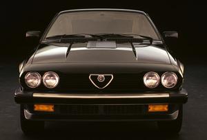 Car Category1983 Alfa Romeo GTV-6 © 1983 Ron Avery - Image 3846_0494