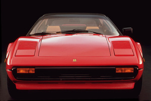 Car Category1982 Ferrari 308 GTS I1983 © 1983 Ron Avery - Image 3846_0495