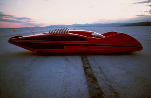 Car Category Moon Land Speed Record Car 1974 © 1978 Sid Avery - Image 3846_0516