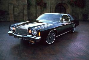 Car Category1974 Chrysler Cordoba1974 © 1978 Ron Avery - Image 3846_0517