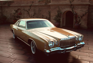 Car Category1975 Chrysler Cordoba1975 © 1978 Ron Avery - Image 3846_0518