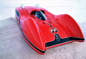 Car Category Moon Land Speed Record Car 1974 © 1978 Sid Avery - Image 3846_0519