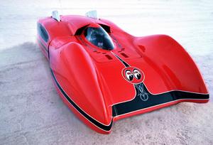 Car Category Moon Land Speed Record Car 1974 © 1978 Sid Avery - Image 3846_0519