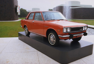 Car Category 1973 Datsun 510 1973 © 1978 Sid Avery MPTV - Image 3846_0521
