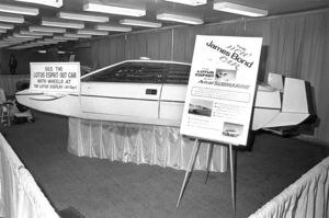 "Cars: James Bond1977 Lotus Esprit Submarine Carfrom ""The Spy Who Loved Me""**I.V.MPTV - Image 3846_0559"