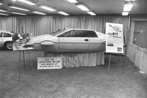 "Cars: James Bond1977 Lotus Esprit Submarine carfrom ""The Spy Who Loved Me""**I.V.MPTV - Image 3846_0560"