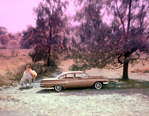 Cars1960 Chevrolet Bel Air © 2000 Mark Shaw - Image 3846_0562
