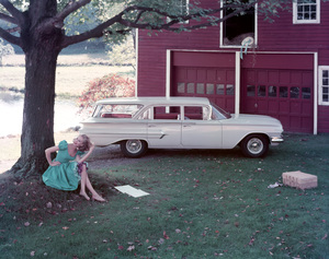 Cars1960 Chevrolet Kingswood © 2000 Mark Shaw - Image 3846_0563