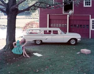 Cars1960 Chevrolet Kingswood © 2000 Mark Shaw - Image 3846_0563