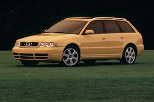 Cars 2001 Audi S4 Avant 2001 Concorso Italiano © 2001 Ron Avery