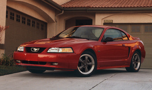 Cars 2000 Ford Mustang GT © 2002 Ron Avery
