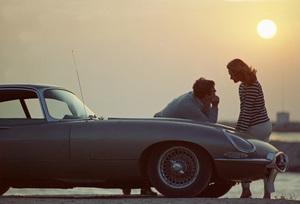 Cars 1963 3.8 Jaguar E Type series 1 (Sid
