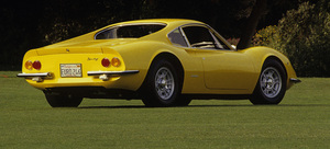 Cars1970 Ferrari 246 GT Dino2002 Concorso Italiano© 2002 Ron Avery - Image 3846_0604
