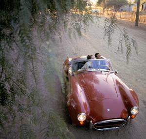 Cars 1966 Shelby 427 Cobra September 1966 © 1978 Sid Avery - Image 3846_0903