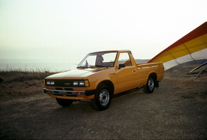 Car Category1982 Datsun Pickup Truck1982 © 1982 Ron Avery - Image 3846_0926