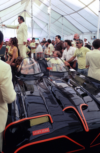The Batmobile, 1984. © 1984 Ulvis Alberts - Image 3846_104