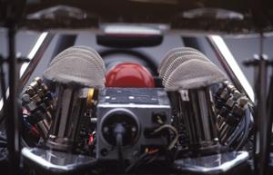 Cars1967 Ford Cosworth DSV Formula 1 Engine2004 © 2004 Ron Avery - Image 3846_1124