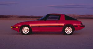 Cars1983 Mazda RX-7 SE 1983 © 1983 Ron Avery - Image 3846_1365