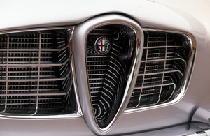Cars1954 Alfa Romeo 1900 C SS Coupe (coachwork by Ghia) © 2005 Ron Avery - Image 3846_1387