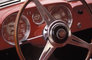 Cars1954 Alfa Romeo 1900 C SS Coupe (coachwork by Ghia) © 2005 Ron Avery - Image 3846_1394